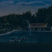 Image of McKennan Park Swimming Pool, ca. 1913