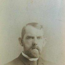 Image of Justin Pettigrew, n.d.