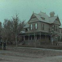 Image of Charles C. Carpenter home, n.d.