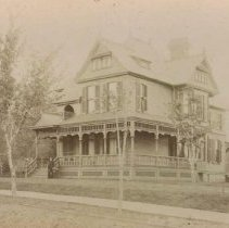 Image of Exterior of Charles C. Carpenter Home in Sioux Falls -