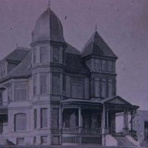 Image of John W. Tuthill home (423 N. Duluth Ave.), 1890