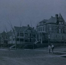 Image of Possibly John W. Tuthill home and museum, 1905