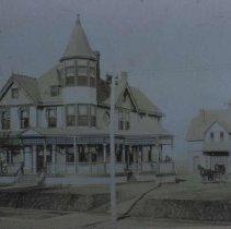 Image of A. P. Abbott home (built in 1891 at 315 N. Prairie), n.d.