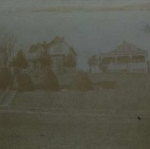 Image of Exterior of William S. and Marietta Ranney Home in Sioux Falls -