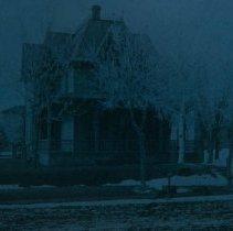 Image of W. T. Doolittle home, built in 1889, ca. 1898