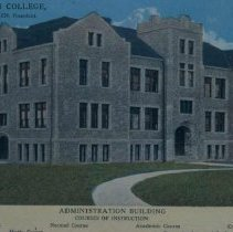 Image of Sioux Falls College, 1913