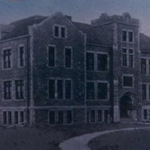 Image of Jorden Hall at Sioux Falls College, n.d.