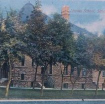 Image of Lincoln High School in Sioux Falls -