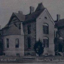 Image of South Dakota School for the Deaf, n.d.