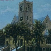 Image of First Congregational Church (11th and Minnesota), 1910