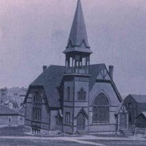 Image of First Baptist Church (8th and Dakota), n.d.