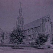 Image of First Lutheran Church (327 S. Dakota Ave.), n.d.
