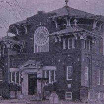 Image of First Presbyterian Church, 1938