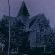 Image of Unidentified Presbyterian church, n.d.