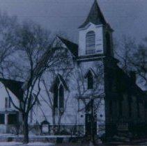 Image of Presbyterian church (SW corner of 10th and Minnesota), n.d.