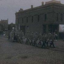 Image of Parade (10th and Main, looking north), ca. 1903