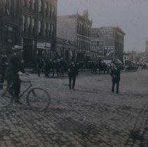 Image of Parade (9th and Main, looking north), 1903