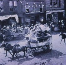 Image of Parade, 1900