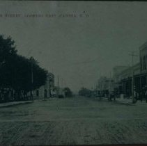 Image of 5th Street in Canton, SD, ca. 1907-1909