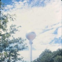 Image of Watertower in Oldham, SD, n.d.