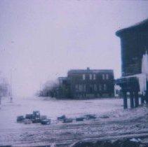 Image of Main Street (looking north) in Waubay, SD, n.d.