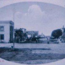 Image of Main Street in Waubay, SD, n.d.
