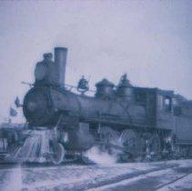 Image of Train in Waubay, SD, n.d.
