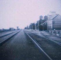 Image of Looking west in Waubay, SD, n.d.