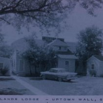 Image of Badlands Lodge in Uptown Wall, SD, n.d.