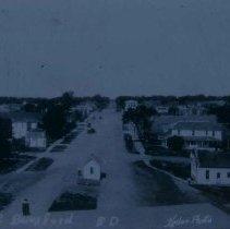 Image of Bird's-eye view of Beresford, SD, 1926