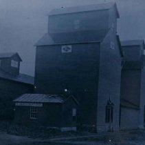 Image of Elevators in Hartford, SD, ca. 1900