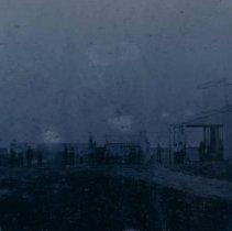Image of Street scene in Hartford, SD, ca. 1900