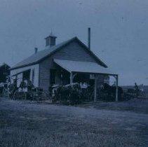 Image of Hartford Separator and Creamery in Hartford, SD, ca. 1900