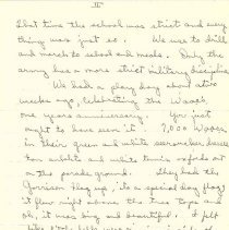Image of Estella West to Margaret Louisa Irvine Riggs, June 3, 1943, p. 2