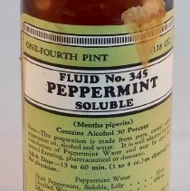 Image of Peppermint, Soluble
