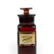 Image of Ephedrine - Bottle, Medicine
