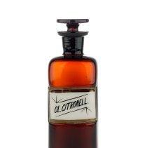 Image of Ol. Citronell - Bottle, Medicine