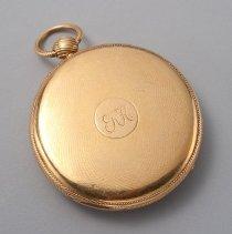Image of Elisha Kent Kane Pocket Watch, closed