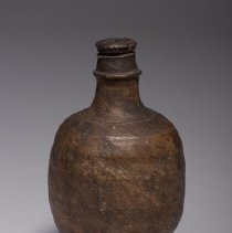 Image of Earthenware Bottle