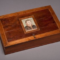 Image of Secretary's Writing Box, closed