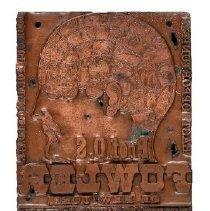 Image of Printing Plate
