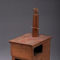 Image of Model of Stove