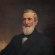 Image of Portrait of Franklin Bache