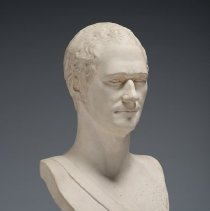Image of Bust of Alexander Hamilton, 3/4 view