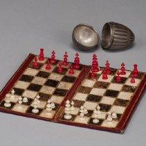 Image of Miniature Chess Set
