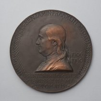 Image of M-F85-136a - Medal, Commemorative