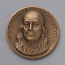 Image of M-F85-139 - Medal