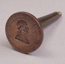 Image of Benjamin Franklin Commemorative Seal
