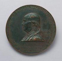 Image of Benjamin Franklin Bicentennial Medal - obverse