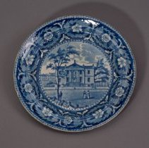 Image of Library Company Plate